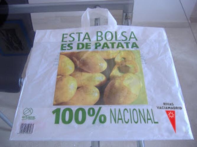 Alternativas a las bolsas de plástico para la basura ¿cuáles hay?