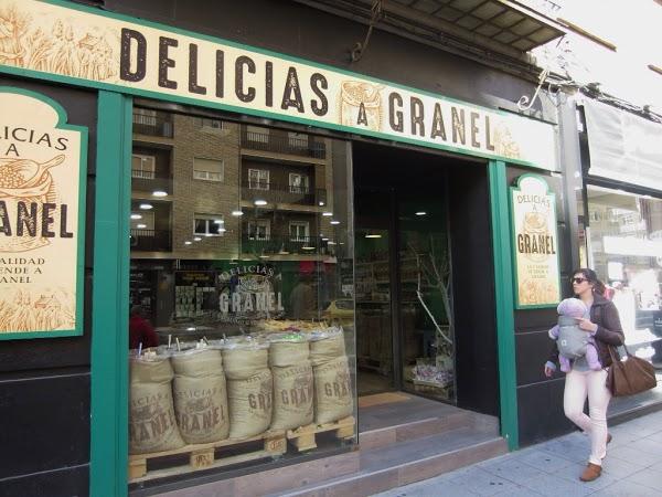 Tiendas y comercios donde hacer la compra bio, eco, vegana y a granel en Valladolid