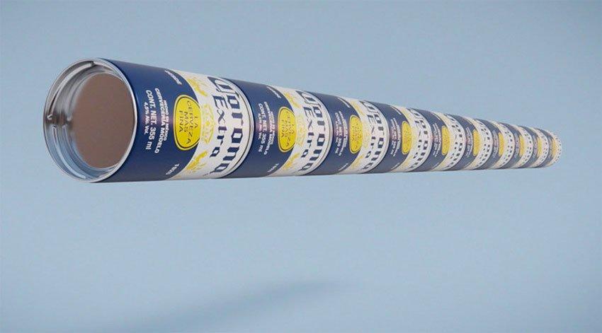 Corona revoluciona el mercado del envasado con Fit Pack (y dice adiós a las anillas de plástico)