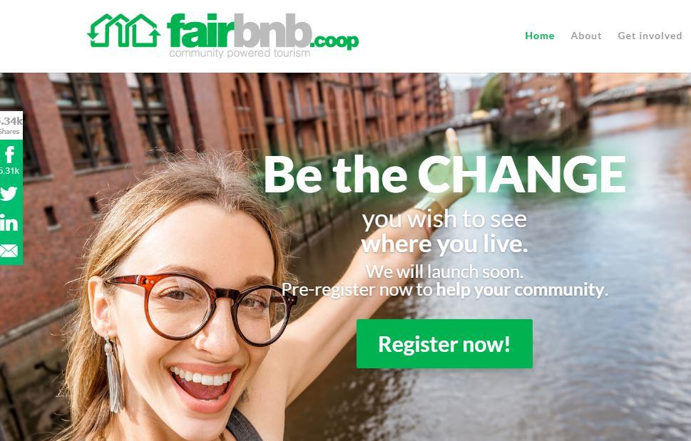 """Fairbnb, el """"airbnb"""" responsable con el entorno"""