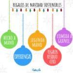 regalos navidad sostenibles