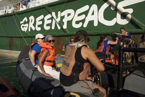7 famosos cocienciados con el medioambiente que luchan por hacer del Planeta algo mejor