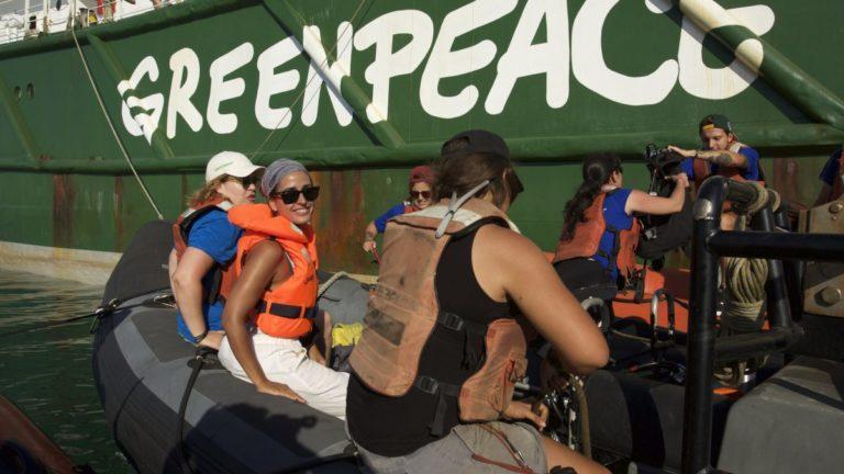 inma cuesta greenpeace