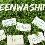 greenwashing en politica