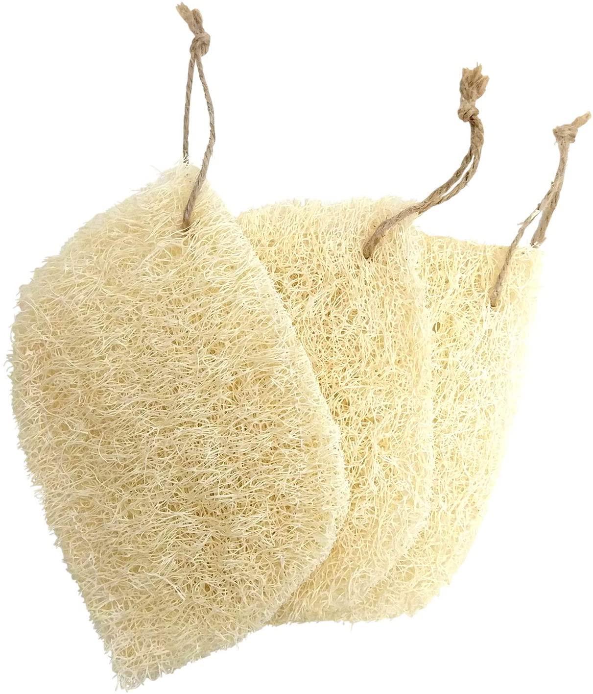 esponjas de luffa