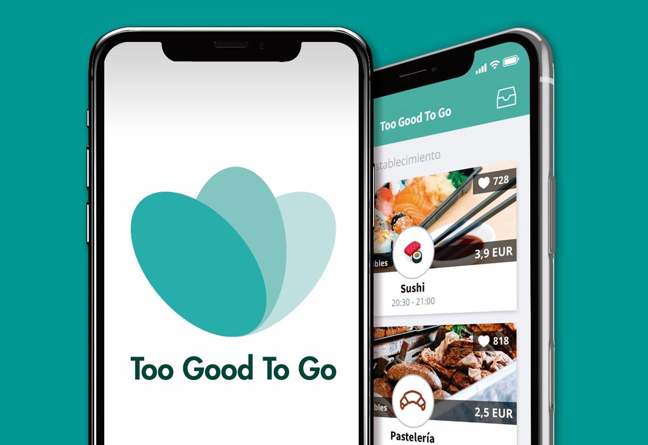 To Good To Go, la aplicación para salvar el despilfarro de alimentos